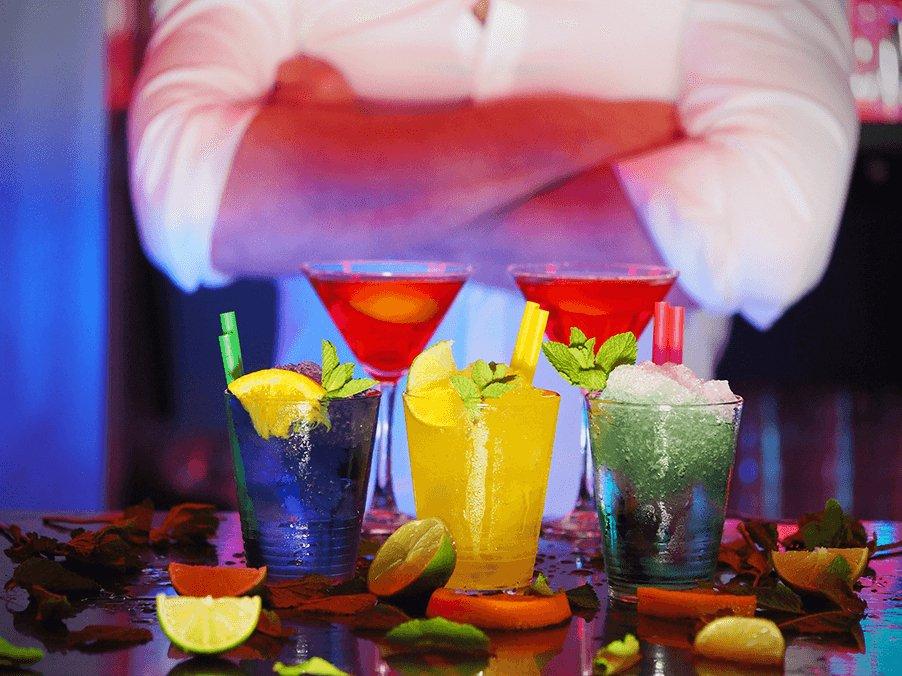 prepared cocktails
